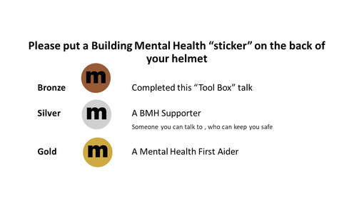 Resources Building Mental Health